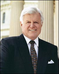 Senator Edward Kennedy - The Liberal Lion